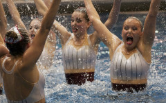 Synchro brings home bronze